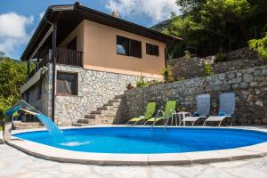 Sunset Holiday Home, Nyaralók  Tivat - big - 1