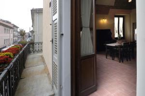Palazzo Centro, Отели типа «постель и завтрак»  Ницца-Монферрато - big - 18