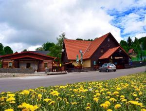 Penzion Chata pod sjezdovkou