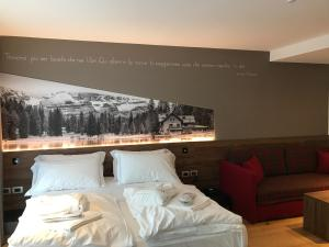 Dolomeet Boutique Hotel, Отели  Пинцоло - big - 36