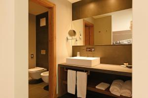 Dolomeet Boutique Hotel, Отели  Пинцоло - big - 38