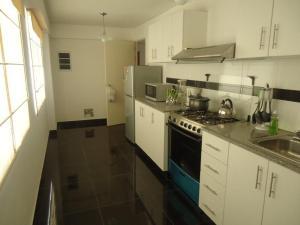 Villaflores Apartamentos - Miraflores, Apartmány  Lima - big - 31