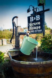 Grove House Bed & Breakfast, Bed and Breakfasts  Carlingford - big - 32