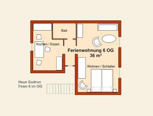 Ferienwohnungen Stranddistel, Apartmány  Zinnowitz - big - 271