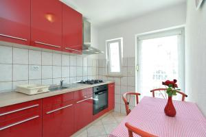 Apartments Milena 436, Apartmány  Fažana - big - 62