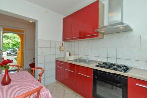Apartments Milena 436, Apartmány  Fažana - big - 83