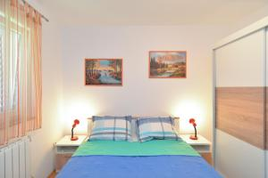 Apartments Milena 436, Apartmány  Fažana - big - 39