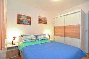Apartments Milena 436, Apartmány  Fažana - big - 38