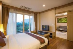 Romantic Residence Khaoyai, Hotely  Mu Si - big - 15
