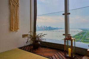 Wisetrip Riverside Apartments, Apartmanok  Hangcsou - big - 47
