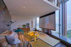 Wisetrip Riverside Apartments, Apartmanok  Hangcsou - big - 49