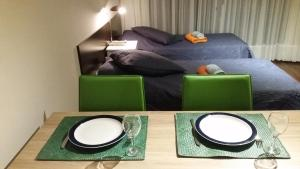 Playa Pocitos, Apartmány  Montevideo - big - 23