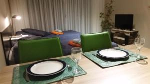 Playa Pocitos, Apartmány  Montevideo - big - 24