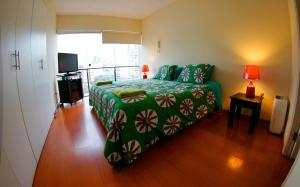 Apartment in Malecon Balta, Apartmány  Lima - big - 8