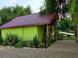 Casa Verde, Dovolenkové domy  Căldăruşani - big - 74