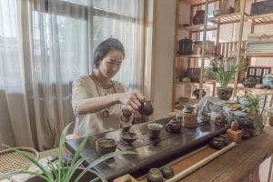 Guilin Zen Tea House, Bed & Breakfast  Guilin - big - 84
