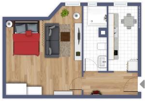 Apartment Elvis (Greifenhagenerstr. 64)