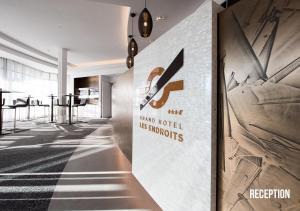 Grand Hôtel Les Endroits, Hotely  La Chaux-de-Fonds - big - 29