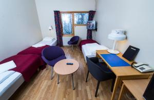 Sydspissen Hotel, Hotely  Tromsø - big - 6