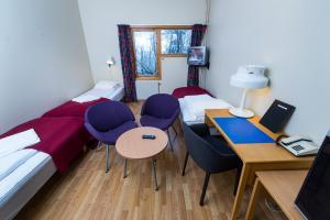 Sydspissen Hotel, Hotely  Tromsø - big - 11
