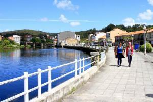 Hostal O Pincho, Vendégházak  Ponte Do Porto - big - 11