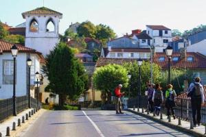 Hostal O Pincho, Vendégházak  Ponte Do Porto - big - 17