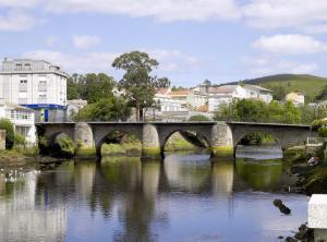 Hostal O Pincho, Vendégházak  Ponte Do Porto - big - 8
