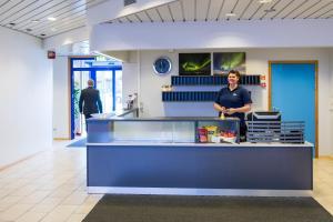 Sydspissen Hotel, Hotely  Tromsø - big - 17