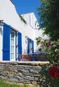 Alkyoni Beach Hotel, Hotely  Naxos Chora - big - 66