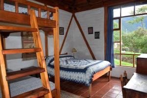 3-personersværelse med bjergudsigt