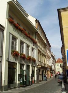 U Stare Pani - At the Old Lady Hotel, Отели  Прага - big - 20