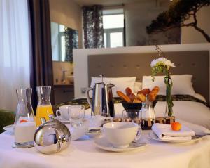 Petit Hôtel Confidentiel, Отели  Шамбери - big - 24