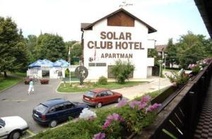 Solar Club Hotel, Aparthotely  Sopron - big - 20