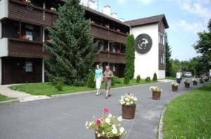 Solar Club Hotel, Aparthotely  Sopron - big - 14