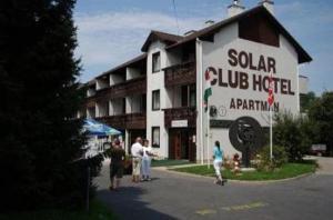 Solar Club Hotel, Aparthotely  Sopron - big - 9