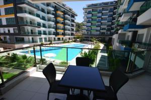 Konak Seaside Resort, Apartmanok  Alanya - big - 57