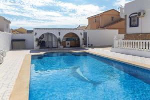 Villa Serbales, Villen  Camposol - big - 18