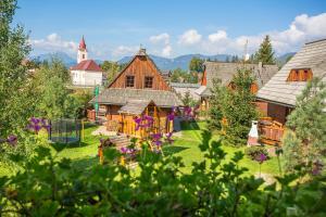 Hotel Rekreačné chalupy Liptovský Trnovec Slovacia