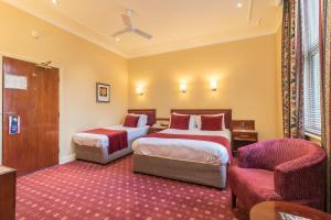 Cosmopolitan Hotel, Hotely  Leeds - big - 61