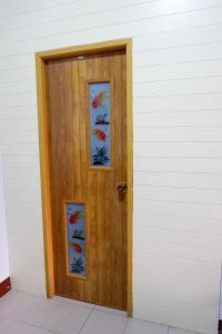 Dvoulůžkový pokoj s oddělenými postelemi a vlastní koupelnou