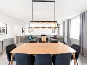 Three-Bedroom Apartment 2