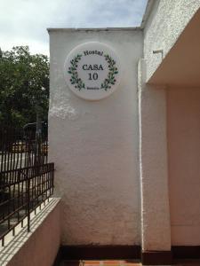 Hostal Casa 10 - Энвигадо