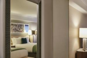 Grand Double Room with Two Double Beds