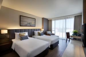 The Park Nine Hotel&Serviced Residence Suvarnabhumi, Отели  Лат-Крабанг - big - 2