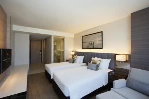 The Park Nine Hotel&Serviced Residence Suvarnabhumi, Отели  Лат-Крабанг - big - 3
