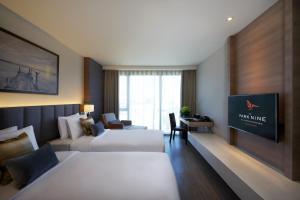 The Park Nine Hotel&Serviced Residence Suvarnabhumi, Отели  Лат-Крабанг - big - 5