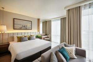 The Park Nine Hotel&Serviced Residence Suvarnabhumi, Отели  Лат-Крабанг - big - 10
