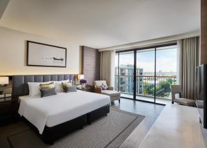 The Park Nine Hotel&Serviced Residence Suvarnabhumi, Отели  Лат-Крабанг - big - 16