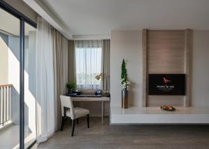The Park Nine Hotel&Serviced Residence Suvarnabhumi, Отели  Лат-Крабанг - big - 18