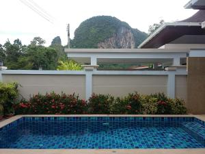 Baan Ping Tara Private Pool Villa, Holiday homes  Ao Nang Beach - big - 14